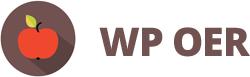 WP-OER Mobile Logo