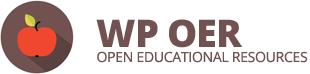 WP-OER Logo